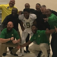 Coaching Staff at Oregon