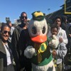 Family at University of Oregon