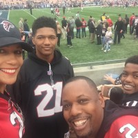 Falcons Game