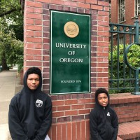 Kayden & Tyler at Oregon